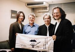 セビリア交響楽団との日本ツアー