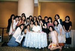 友の会の集い 横浜パンパシフィックホテルにて